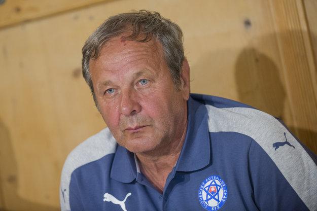 Jána Kozáka teší zdravotný stav Tomáša Hubočana.