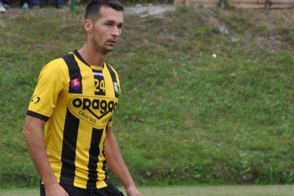Peter Struhár z Oravského Veselého sa v uplynulom týždni presadil dvakrát.