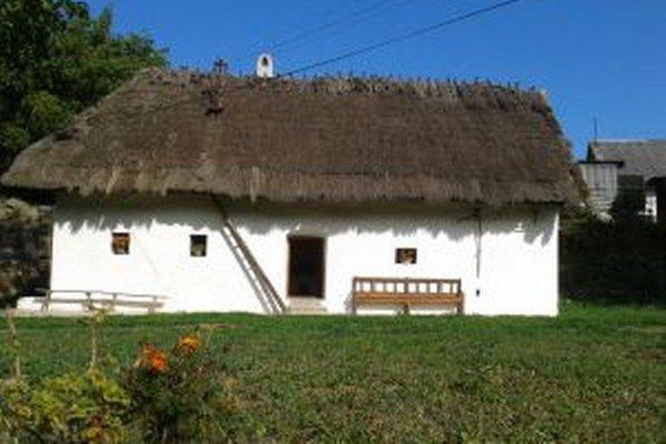 Múzeum v Senohrade.