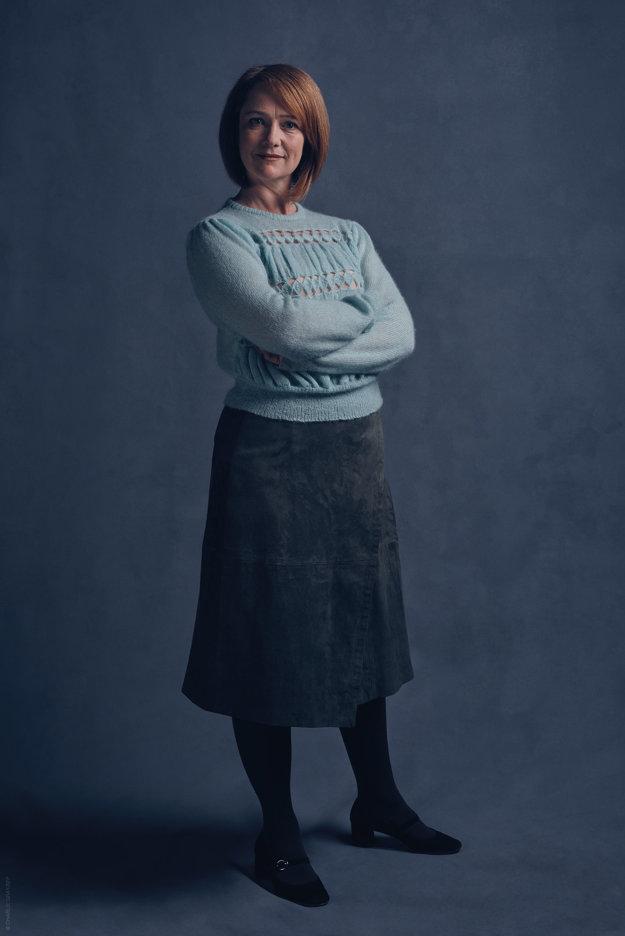 Poppy Miller si zahrá Ginny Weasleyovú.