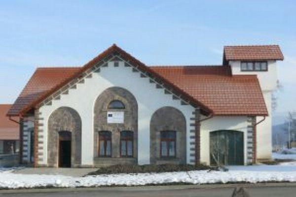 Časť Masarykovho dvora.