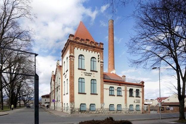 Tatranská galéria Poprad