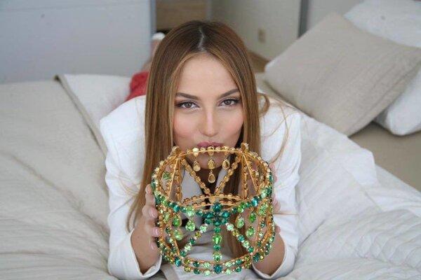 Aktuálna Miss Slovensko si užíva svoj titul