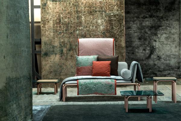 Z kolekcie talianskeho dizajnéra Zanellata Bortotta, jedného zo zahraničných hostí festivalu.