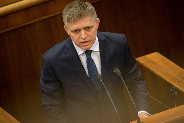 Opozícia podľa Fica ponúka Slovákom iba nenávisť.