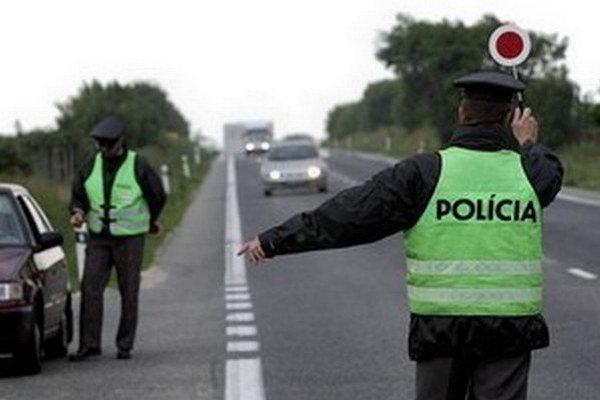 V tomto týždni bude na cestách viac policajtov.