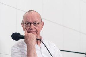Martin Pollack na minulotýždňovom festivale BRak.
