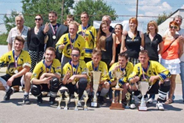 Dream Team, majster KHL sezóny 2014/2015.