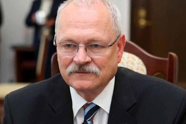 Bývalý prezident Slovenskej republiky Ivan Gašparovič.