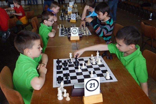 Séria mládežníckych turnajov Grand Prix vyvrcholila v Čadci.