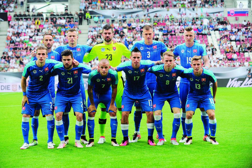 201d7f328a9f0 Futbal reprezentácia: Slovensko ME 2016 (Euro). Profily hráčov - Šport SME