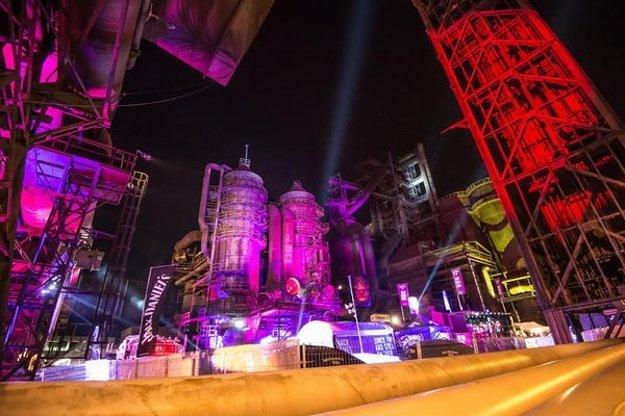 Festival Colours of Ostrava sa už po piaty rok bude konať v industriálnom areáli Dolní Vítkovice.