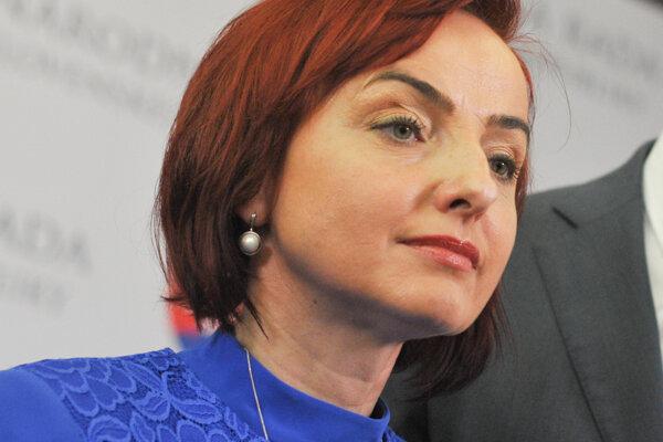 Primátorka Prievidze Katarína Macháčková sa snaží pokles počtu obyvateľov mesta zastaviť výstavbou bytov.