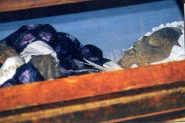 Telo Žofie Bosniakovej ležalo v Loretánskej kaplnke v Tepličke nad Váhom.