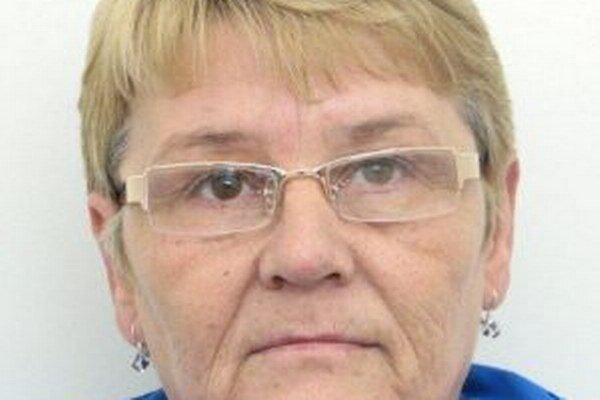 Po 61-ročnej Žilinčanke Alene Záborskej pátra polícia.