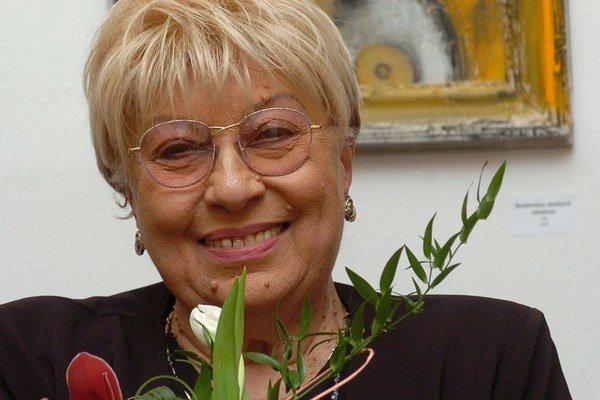 Magda Paveleková sa narodila v Leviciach.