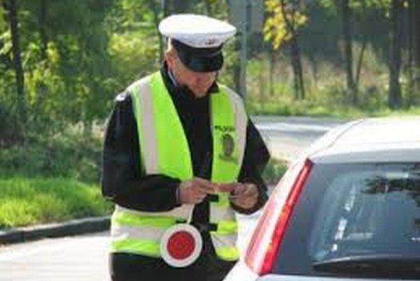 Počas prvých troch dní tohto týždňa zadržali v kraji piatich vodičov pod vplyvom alkoholu.