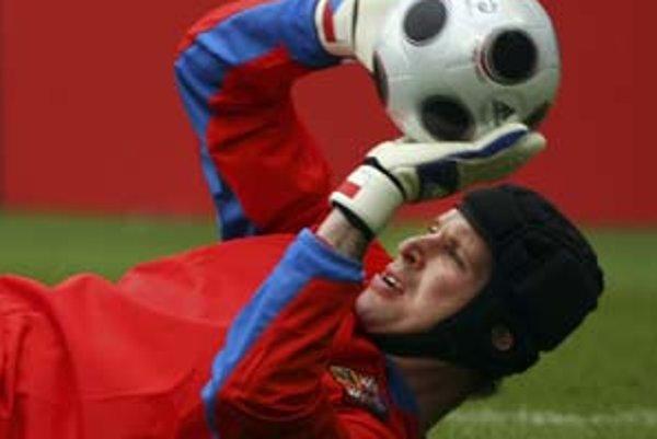Najlepšie platený hráč sveta Petr Čech.