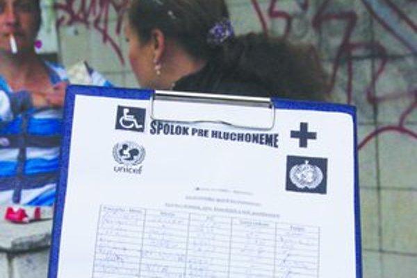 Na tlačivách neoprávnene použili logá uznávaných medzinárodných organizácií.