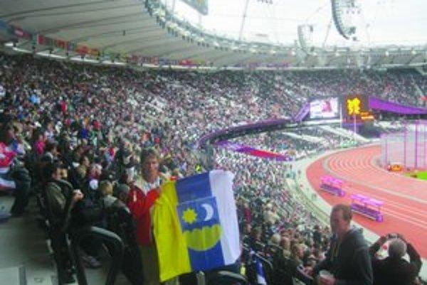 Pre Šahanov bola účasť na olympijských hrách obrovským zážitkom.