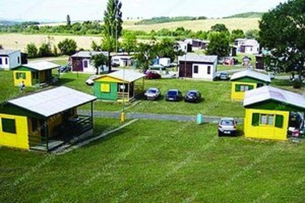 Ubytovanie v Levickom okrese poskytuje pre turistov aj Margita-Ilona.