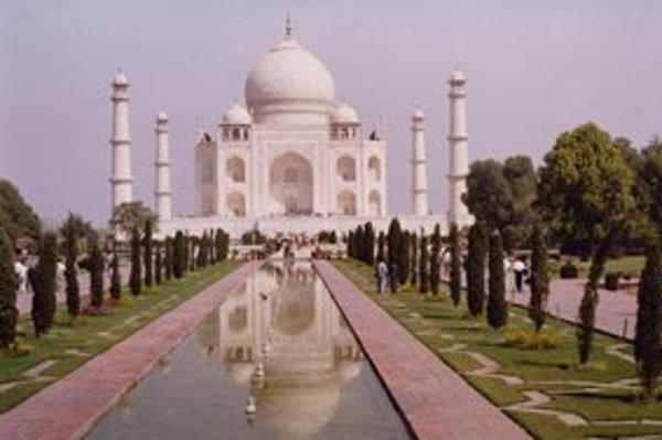 Jeden z najfotografovanejších objektov Indie.