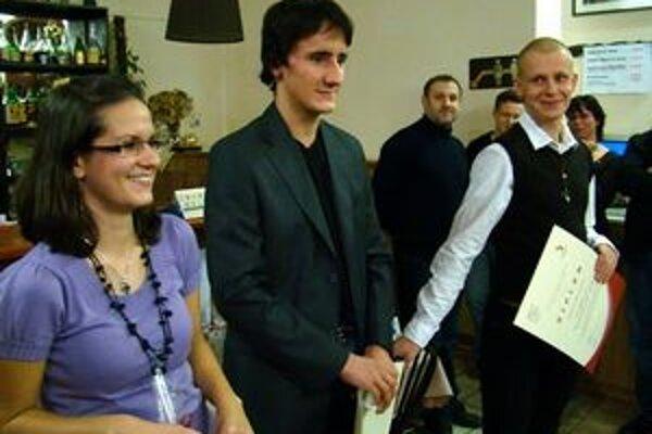 Prvé ocenenie získal Radovan Potočár v roku 2009 spolu s Teréziou Píšiovou.
