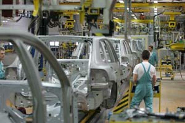 Nová fabrika bude vyrábať komponenty pre automobilky.
