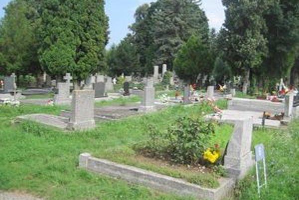 Terajší areál mestského cintorína sa bude rozširovať a pribudne aj urnový háj.
