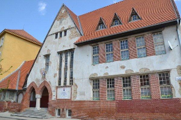 Špeciálna základná škola v Skalici.