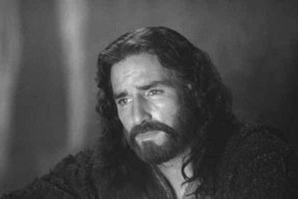"""James Caviezel v """"chybnom"""" filme Mela Gibsona."""