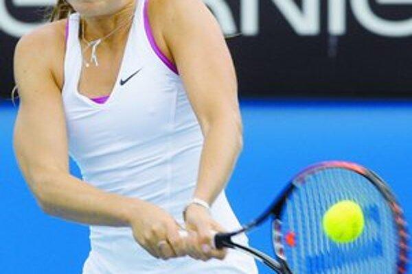 Daniela Hantuchová postúpila na Australian Open do osemfinále.