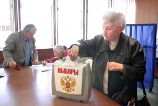 Do Košíc prišli voliť aj Angelina Uramová a Nina Ščipanská z Prešova.