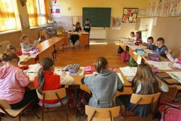 Deti z Trnavského kraja si na ďalšie voľno počkajú najdlhšie.