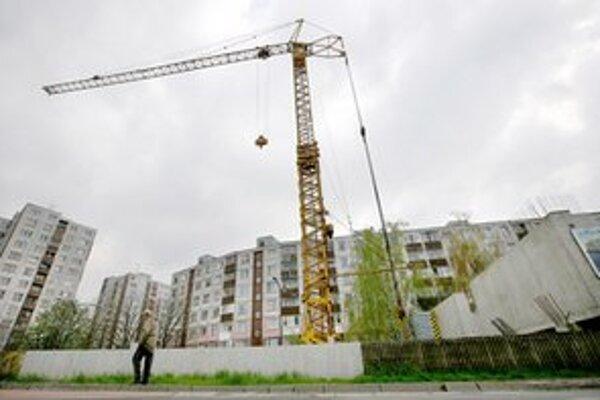 Byty v Bratislavskom kraji stále pribúdajú, najviac domov sa stavia v okrese Senec.