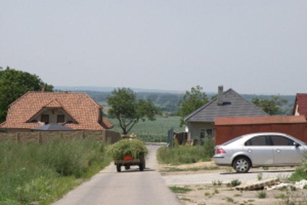 Novovznikajúca ulica v Skalici ponesie názov Starohorská.