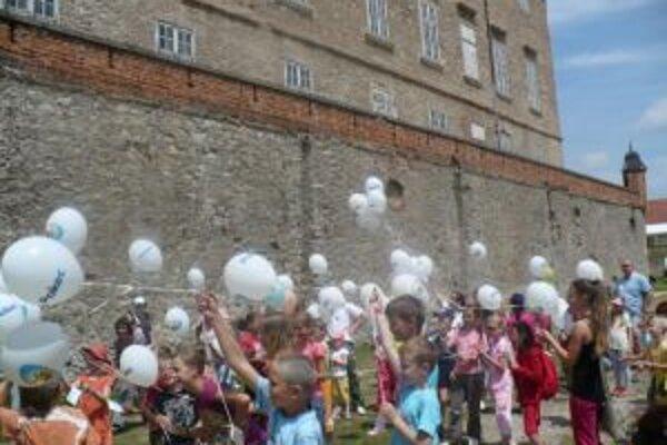 Cibulafest v Holíči láka deti aj dospelých.
