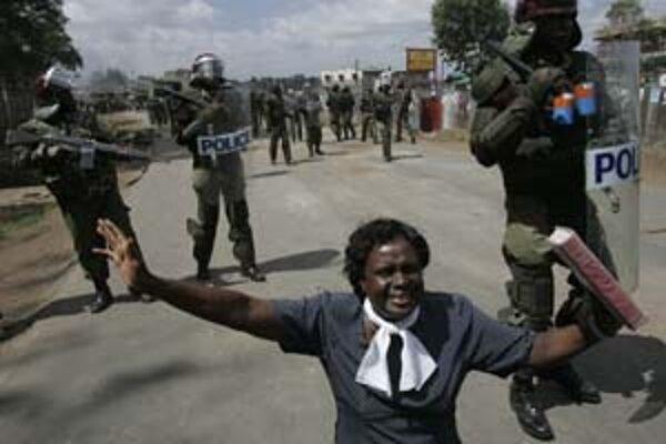 Kresťanská Keňa patrila až doteraz medzi pokojné krajiny Afriky.