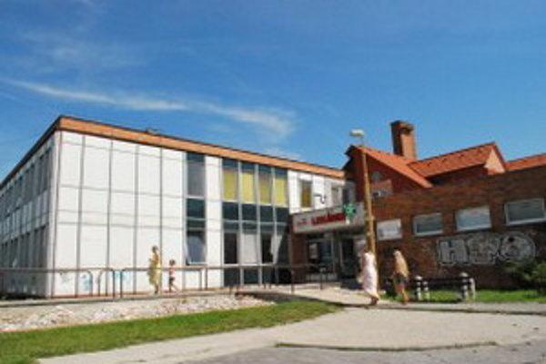 Zdravotné stredisko v Holíči.