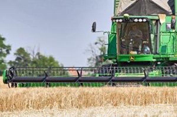 Tohtoročné povodne vzali poľnohospodárom časť úrody.