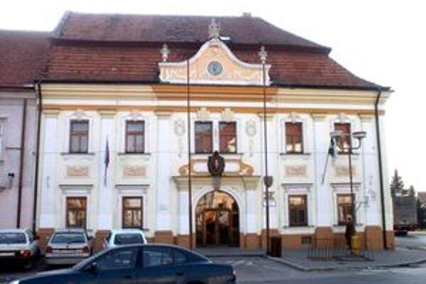 Rekonštrukciu radnice v Skalici ukončili tento rok v máji.
