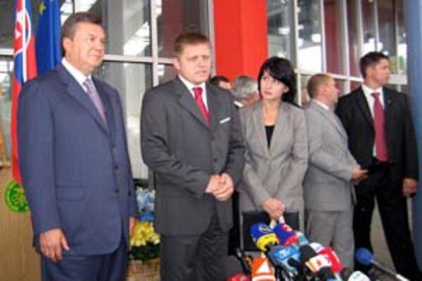 Energetická orientácia Slovenska na Ukrajinu je podľa slovenského premiéra prirodzená.