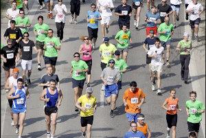 Vyše štyri a pol tisícky bežcov absolvovalo trať z Devína do Bratislavy.