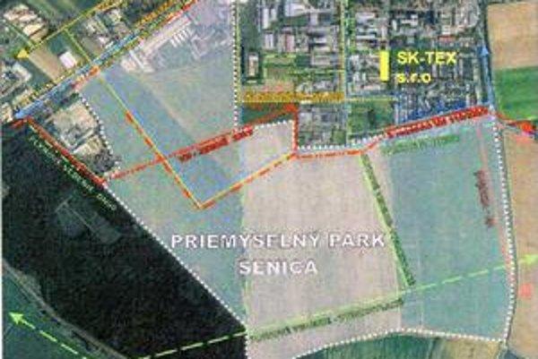 Závod bude v priemyselnom parku v Senici.