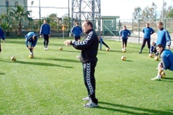 Prvoradým cieľom futbalistov FK Senica v Turecku je predovšetkým kvalitný tréning.