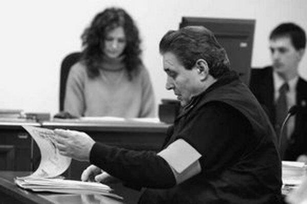 Majský v minulosti na Špeciálnom súde nevypovedal, včera na Najvyššom súde prvýkrát prehovoril.