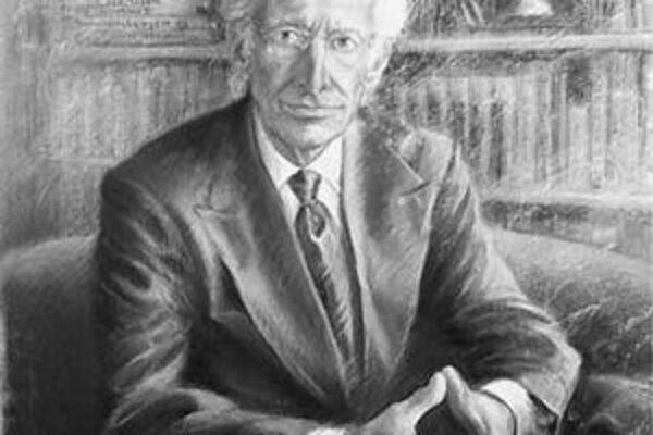 Harry Mulisch.