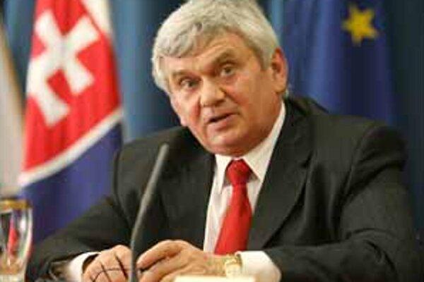 Minister hospodárstva Ľubomír Jahnátek