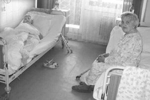 V Košickom kraji chýbajú najmä geriatrické lôžka.