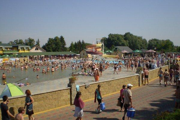 Veľká časť návštevníkov smerovala do Podhájskej.